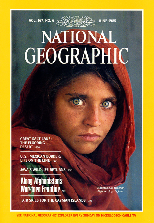 Afghan-Girl-STEVE-MCCURRY-NATIONAL-GEOGRAPHIC-Cover
