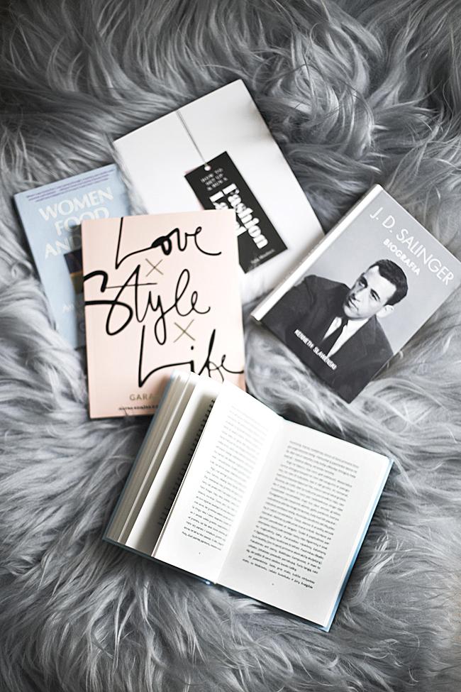 Modnie i stylowo - Love, style, life, Salinger biografia