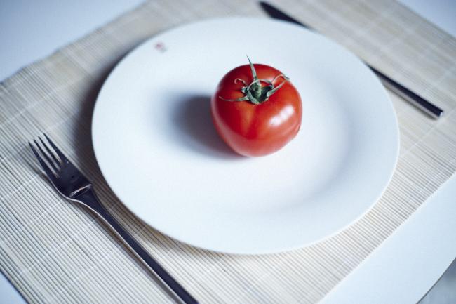 pomidor, detox