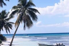 przepiękna plaża w Dominikacie