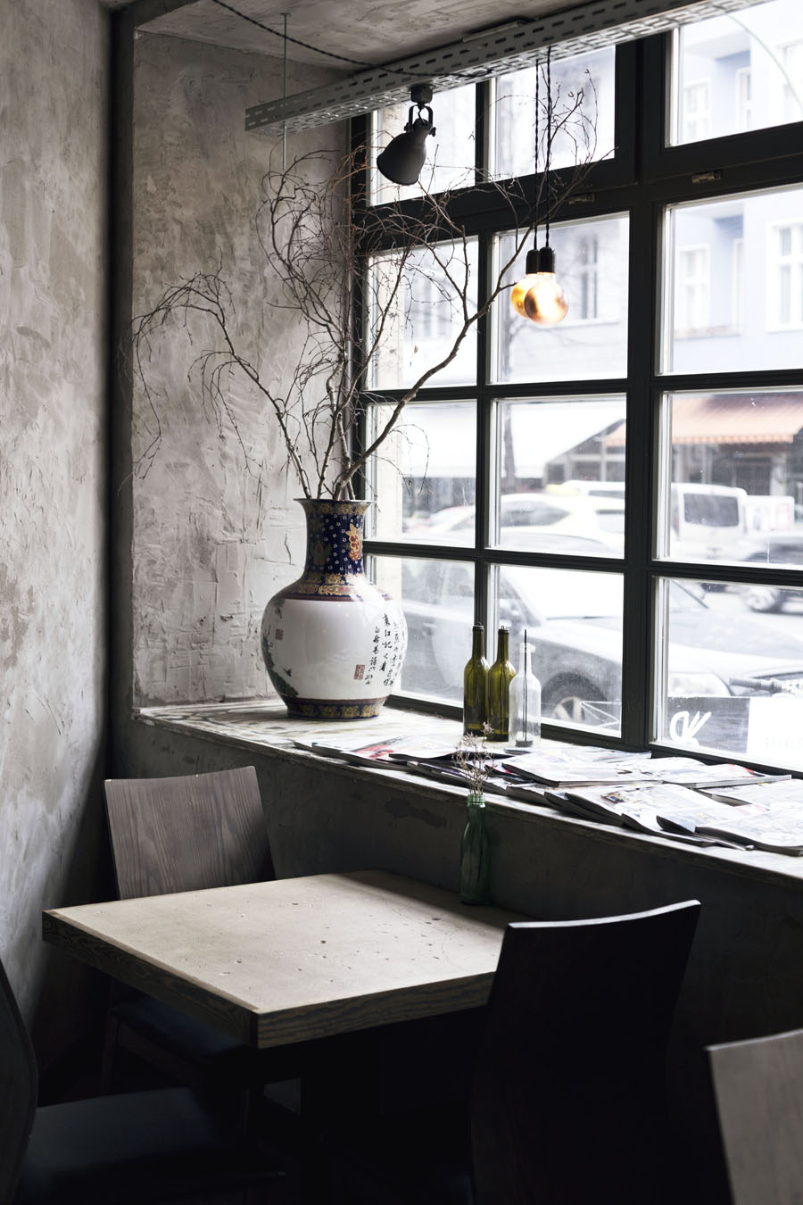 Royals &Rice Bar/Berlin, industrial interior design