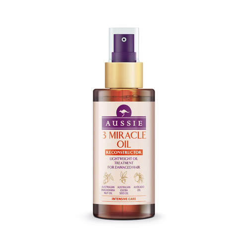 AUSSIE – 3 Minute Miracle Oil Reconstructor