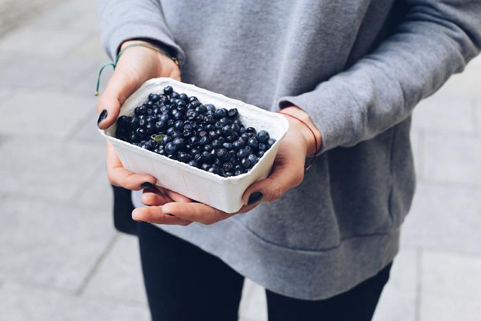 Dlaczego warto jeść jagody?