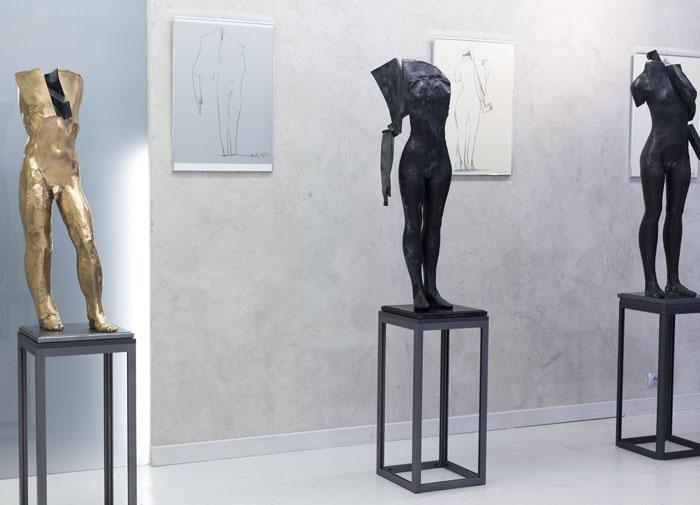 Wystawa rzeźby Bronisława Krzysztofa