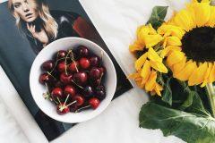 Czereśnie, dlaczego warto jeść czereśnie
