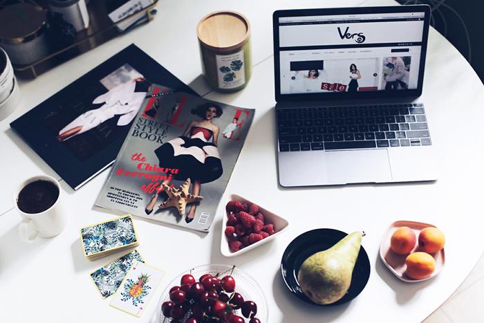owoce, maliny, Owoce w codziennej diecie