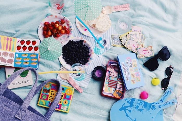 PIKNIK IDEALNY, piknik z dziecmi