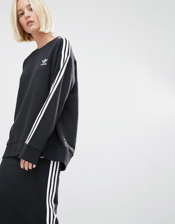 adidas Originals Three Stripe Sweatshirt €63.38