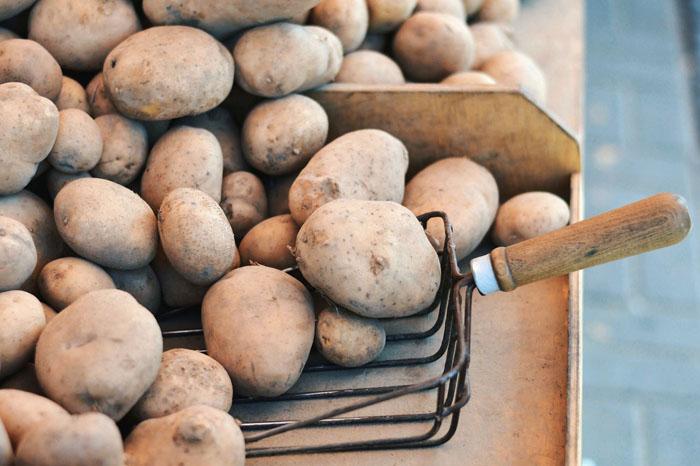 ziemniaki, 10 warzyw, które pomogą Ci zadbać o zdrowie