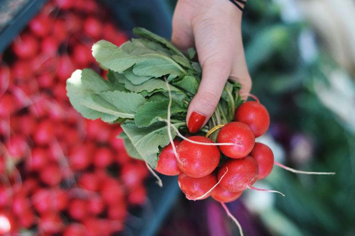 Rzodkiewka, 10 warzyw, które pomogą Ci zadbać o zdrowie