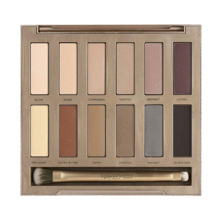 paleta Naked Ultimate Basics