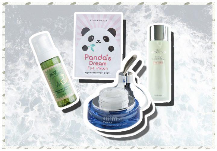 Koreańskie kosmetyki- klucz do cery idealnej