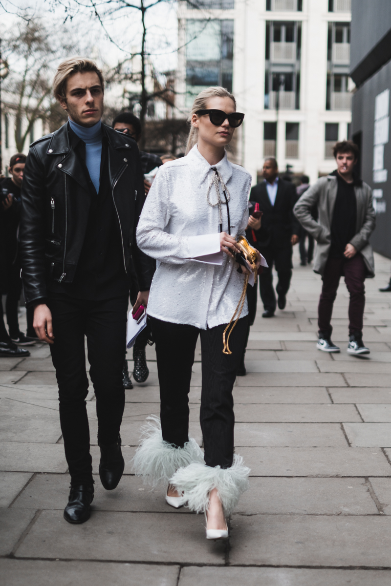 London Fashion Week day 4