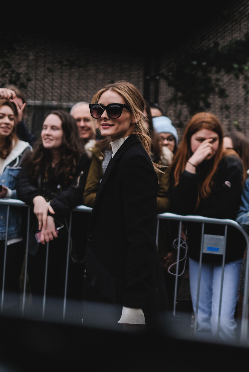 London Fashion Week Day 3 Olivia Palermo