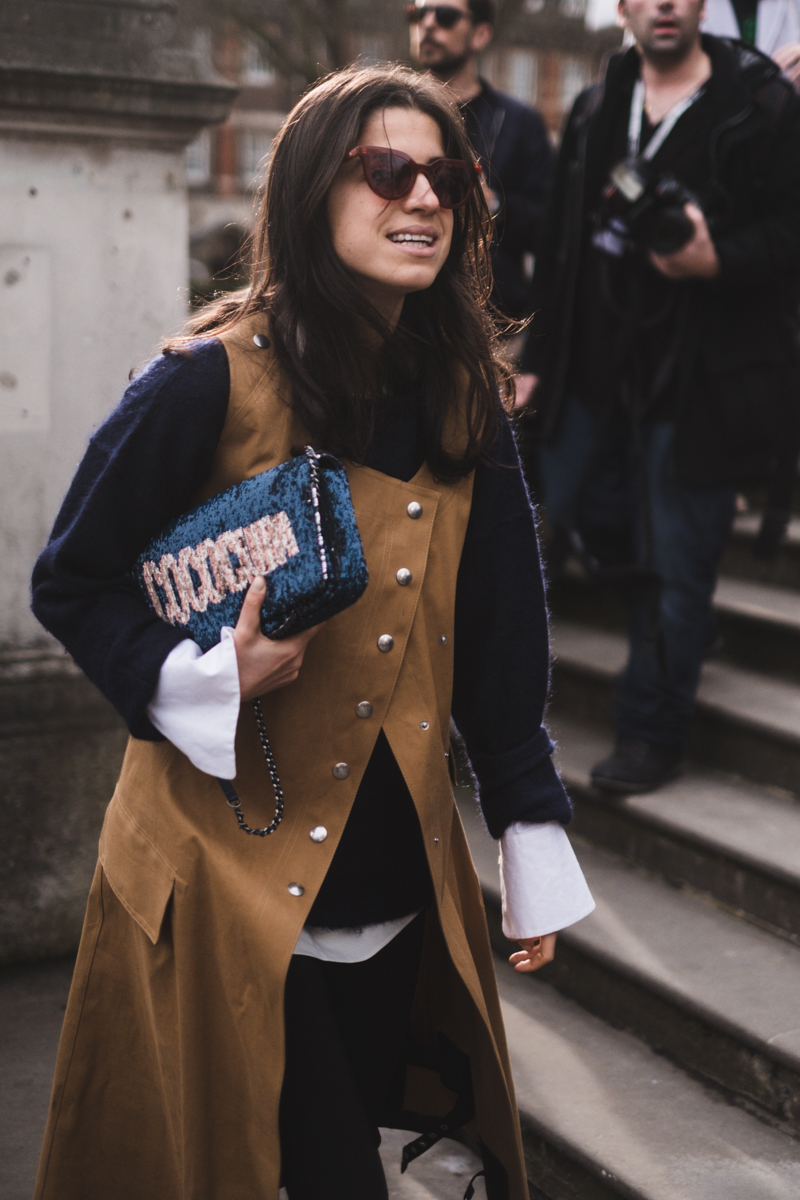 London Fashion week day 4, Leandra Medine