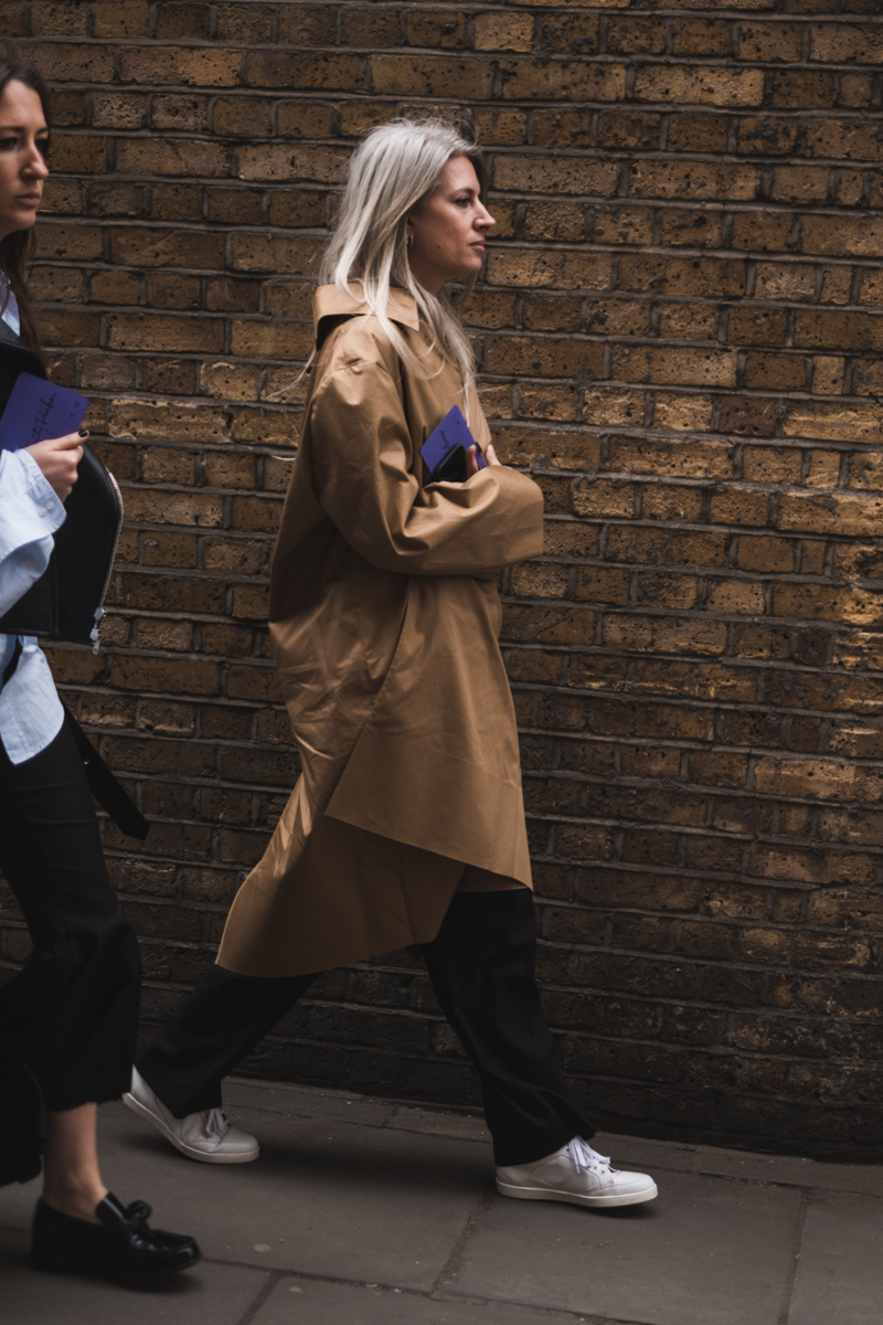 London Fashion Week Day 3