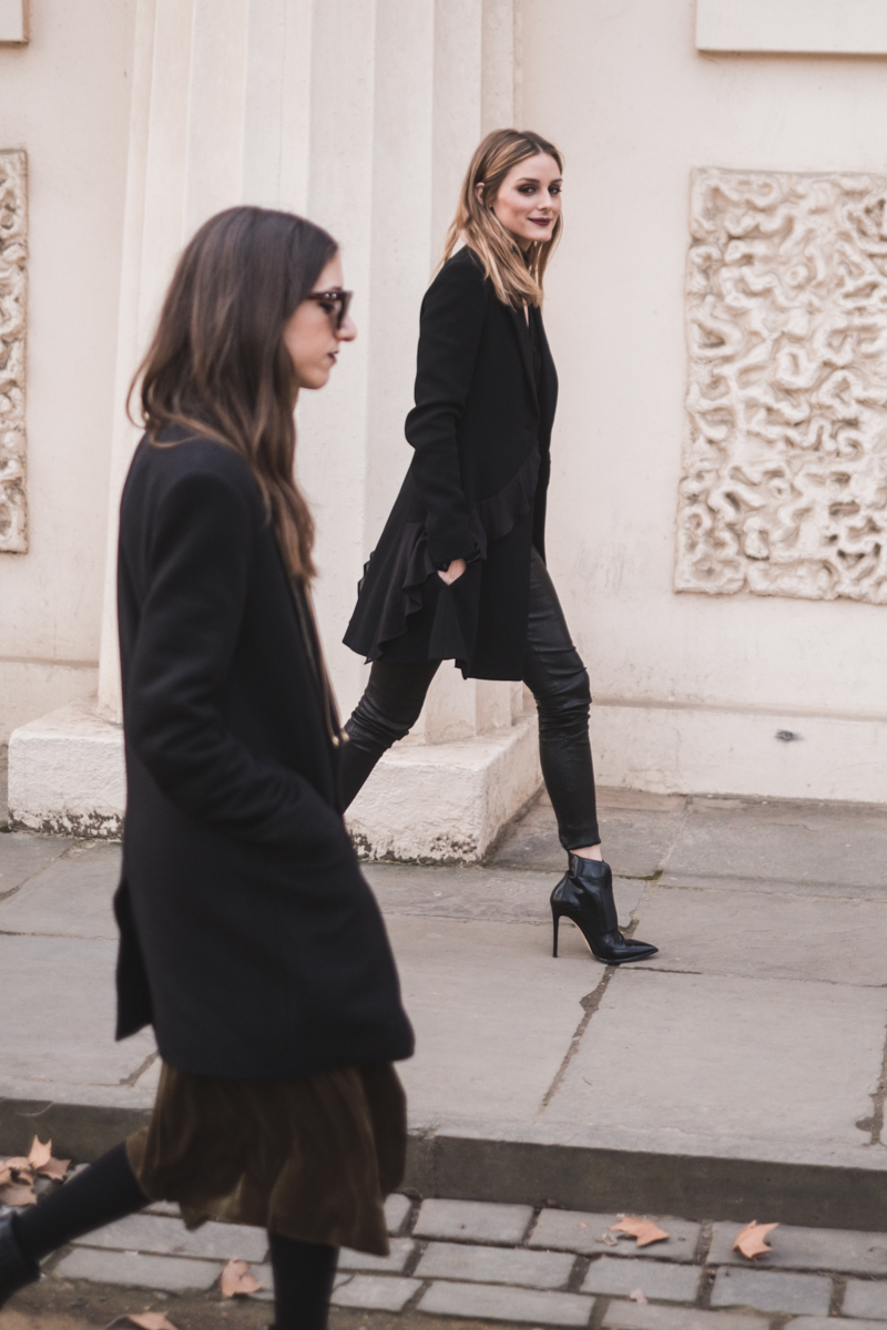 London Fashion week day 4, Olivia Palermo