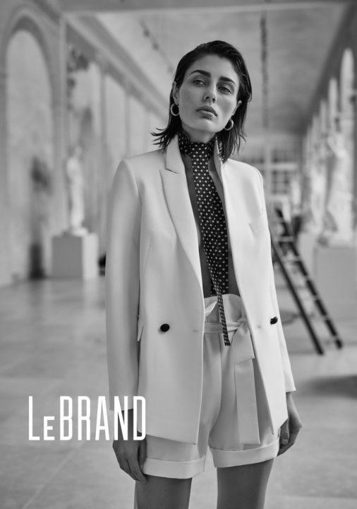 LeBRAND kampania wiosna-lato 2017