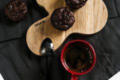 Prosty przepis na pyszne, czekoladowe babeczki
