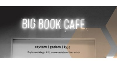 Jesień 2017 w BIG BOOK CAFE