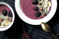 SMOOTHIE BOWL - przepis na idealne śniadanie