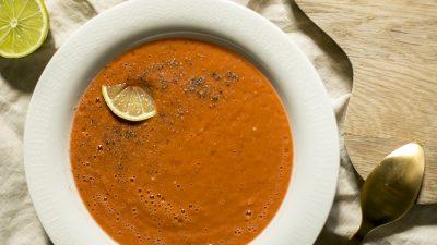 Gazpacho – zupa idealna naupał