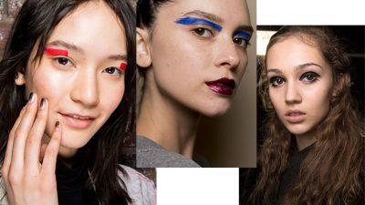 Jesienny makijaż – barwy sezonu