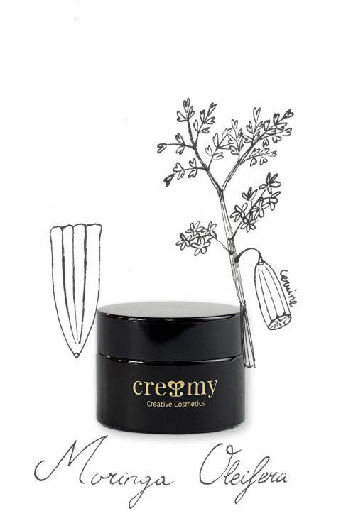 creamy moringa krem