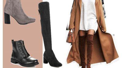Ponadczasowe modele butów nazimę