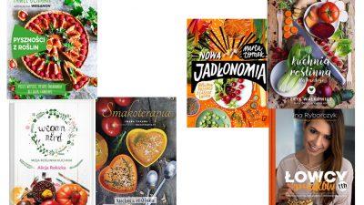 Najlepsze wegańskie książki kulinarne roku