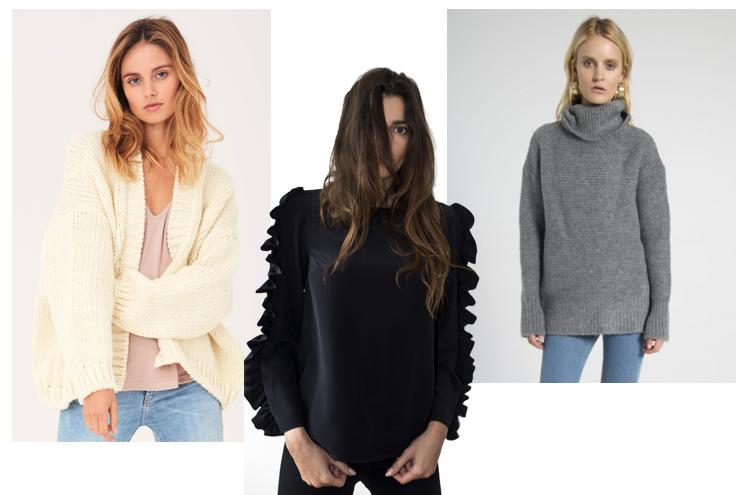 Przegląd swetrów na zimowe mrozy