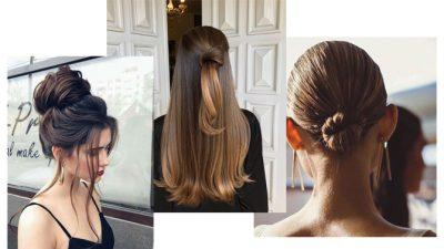 Proste fryzury na sylwestra – inspiracje