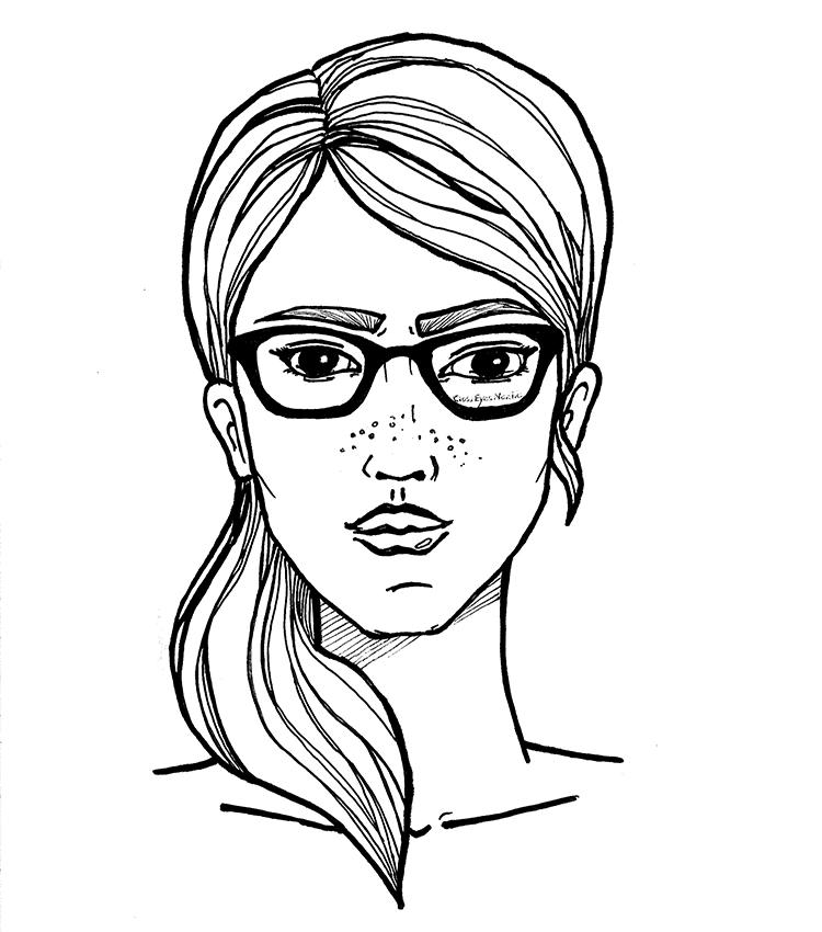 Jak dobrać oprawki do kształtu twarzy?