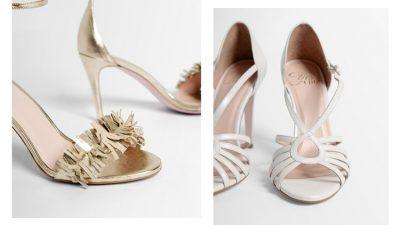 Najpiękniejsze buty dla Panny Młodej