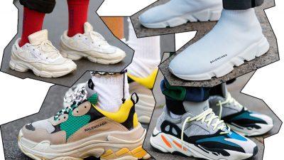 Sneakersy, które pokochała ulica i świat