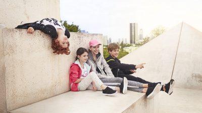Nowy sezon 4F Junior – Sportowa radość w kolekcji SS18