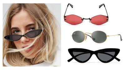 Powrót lat 90, czyli wielki trend na mikro okulary