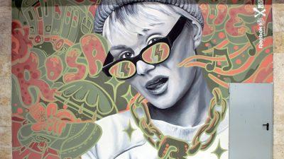 Reebok Classic x Montana Cans: Mural w centrum Warszawy!