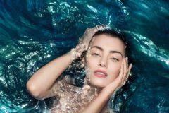 The Treatment Lotion Hydrating Mask to głęboko nawilżająca maska w luksusowej formule płatów