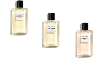 Przełomowe zapachy – Les Eaux de Chanel