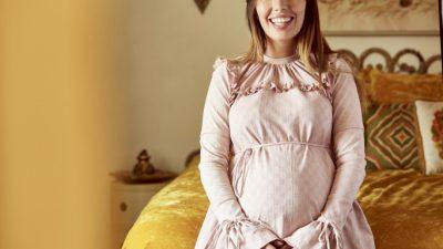 Bianca Balti Maternity – najnowsza linia modelki z uroczymi sukienkami ciążowymi