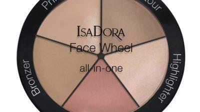 Wykonaj pełen makijaż z nową paletą wielozadaniową 5w1 od IsaDory