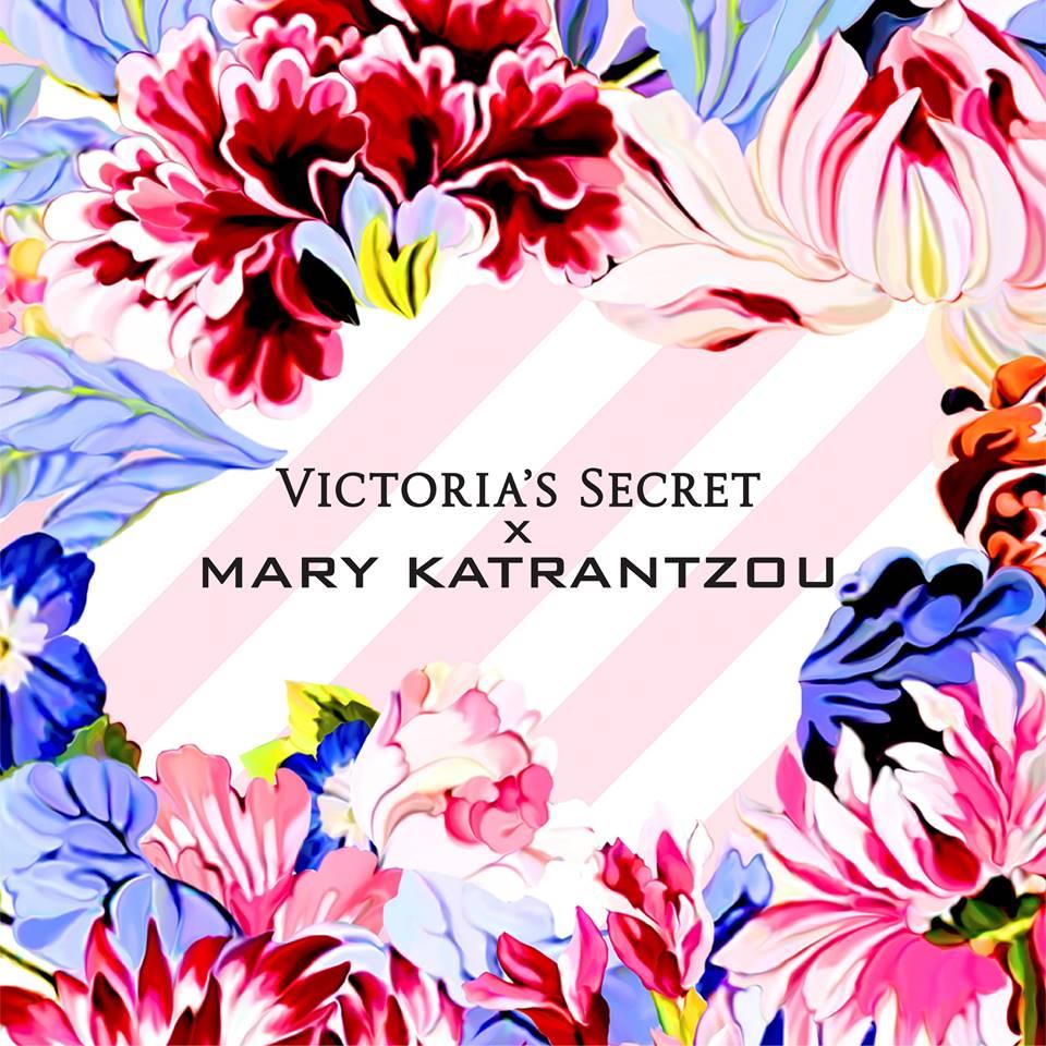 MARY KATRANTZOU DLA VICTORIA'S SECRET