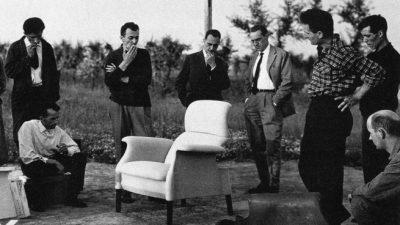 Kultowy fotel Sanluca projektu braci Castiglioni w nowej odsłonie!
