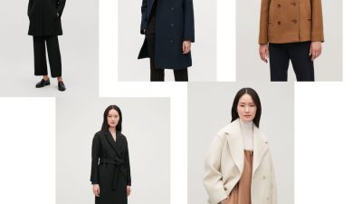 TOP 5 płaszczy marki COS, które i Ty zapragniesz mieć