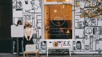 Naturalnie niezwykły – pierwszy butik YOPE w sercu Warszawy