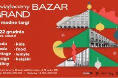 Świąteczny GRAND BAZAR/ Modne Targi