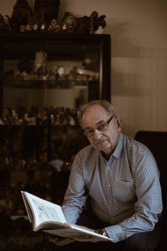 Profesor Andrzej Kaszuba