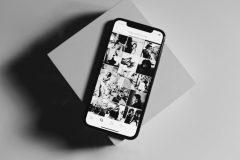 Jak zarabiać na Instagramie, iphone, instagram