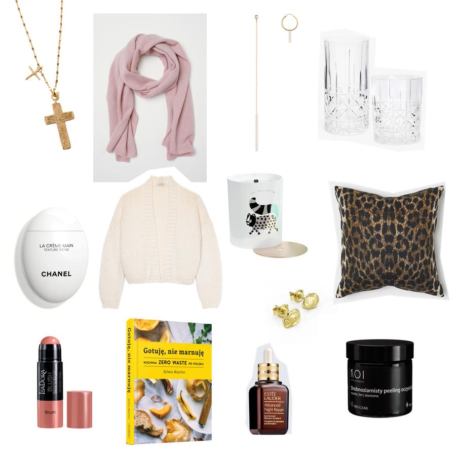 swiąteczne prezenty, Christmas gifts, co kupic dla niej
